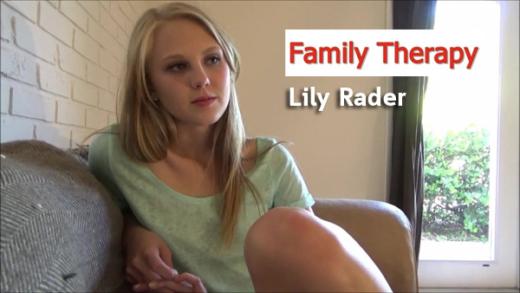 หนังxฝรั่งบรรยายไทย ครอบครัวสุขสันต์ นัวสาวคนเดียวในบ้าน Lily Rader